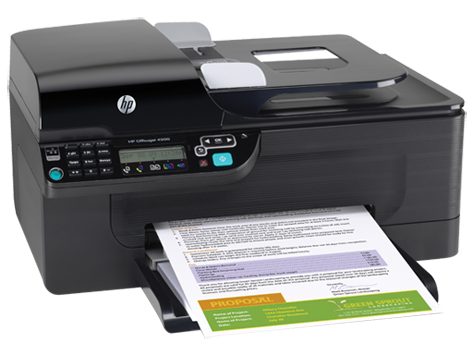 Hp Officejet 4500 Printer Driver