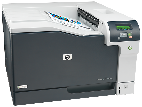 طابعة HP Color LaserJet Professional