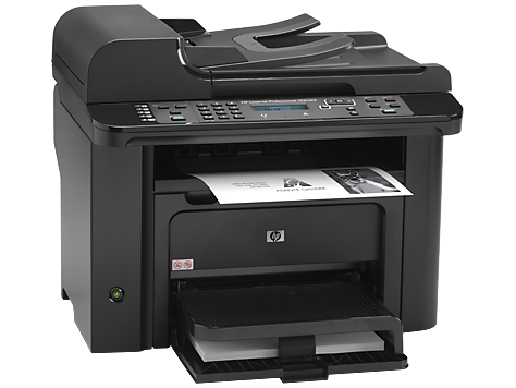 HP LaserJet Pro M1536dnf Multifunction Printer