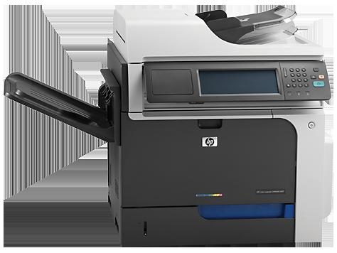 HP Color LaserJet Enterprise MFP CM4540 /f