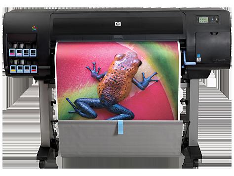 HP DJ Z6200 series 繪圖機原廠耗材 墨水 維修 禾洋資訊