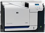HP Renkli LaserJet CP3525n Yazıcı