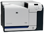 Impresora HP Color LaserJet CP3525n