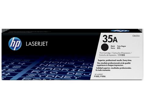 HP 35A Siyah Orijinal LaserJet Toner Kartuşu