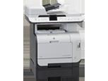 HP Color LaserJet CM2320fxi Çok İşlevli Yazıcı