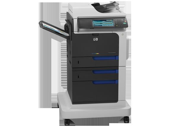 ��� ���� ������ ����� HP Color LaserJet Enterprise CM4540f� ������ ������� ��������