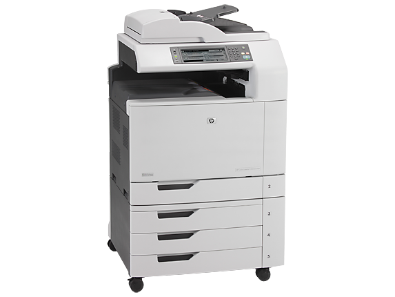 Laser multifunction printers hp color laserjet cm6030 multifunction