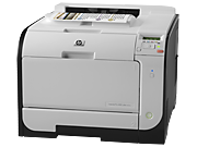 HP LaserJet Pro 400 color Printer M451dw