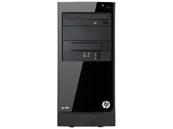 HP Elite 7500 Microtower PC