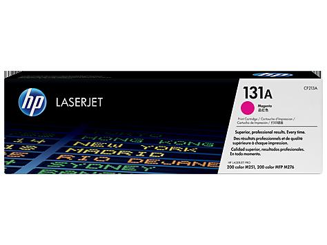 HP 131A Magenta Original LaserJet Toner Cartridge