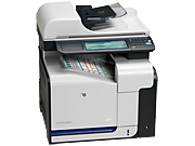 HP Color LaserJet CM3530 Multifunction Printer