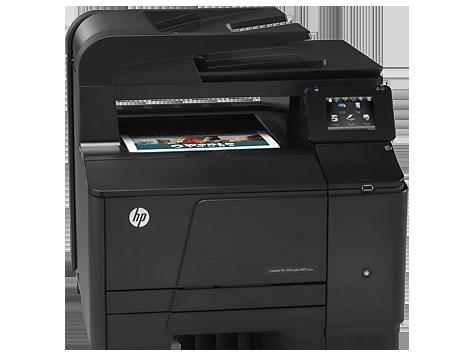 HP LaserJet Pro 200 color M276nw MFP