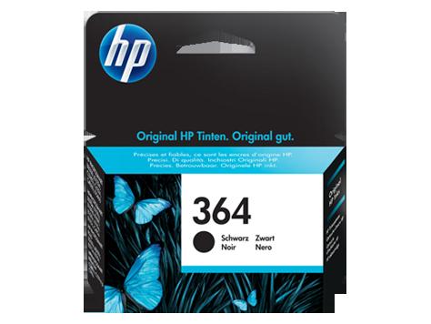 HP 364 Original HP Druckpatrone Schwarz