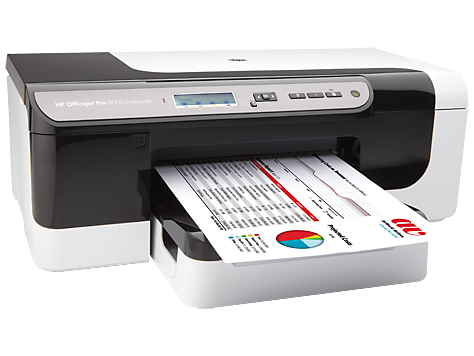HP Officejet Pro 8000 Enterprise -tulostin