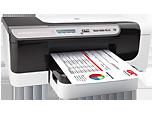 HP Officejet Pro 8000 Enterprise Printer - A811a
