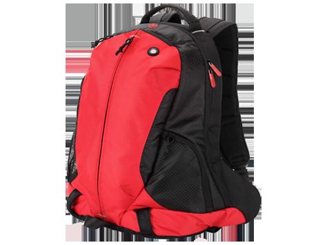 惠普时尚红色背包 (h4x02aa)