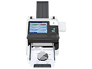 Workstation HP Scanjet Enterprise 7000nx de captura de documentos