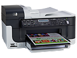 HP Officejet J6488 All-in-One Printer