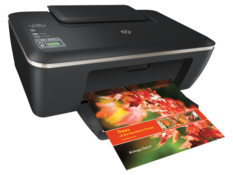 HP Deskjet Ink Advantage 2515 All-in-One Printer