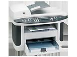 HP LaserJet M1522nf Çok İşlevli Yazıcı