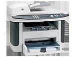Multifunkčná tlačiareň HP LaserJet M1522n