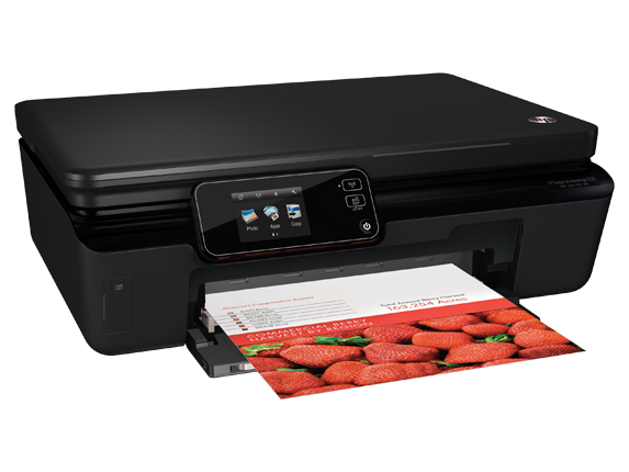 Impresora HP Deskjet Ink Advantage 5525 e-All-in-One