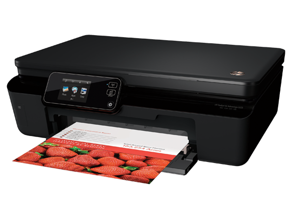 HP Deskjet Ink Advantage 5525 driver impresora. Descargar ...