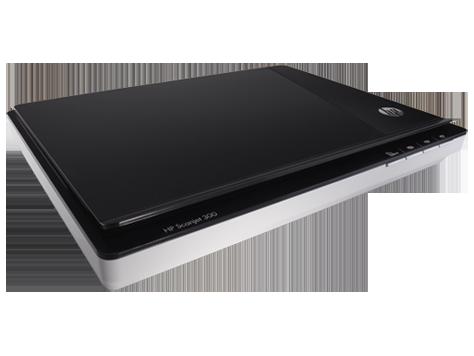 Escáner plano HP Scanjet 300