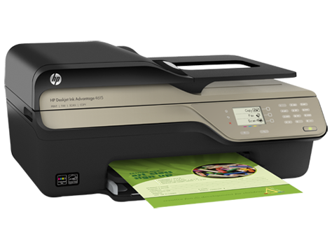 Imprimante tout-en-un HP Deskjet Ink Advantage 4615