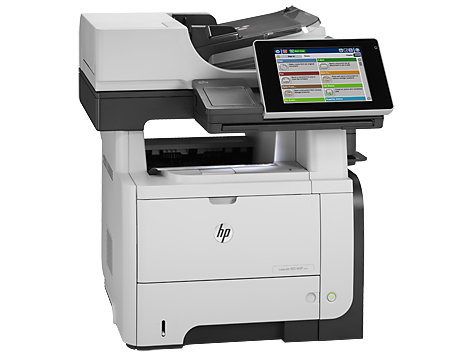 HP LaserJet Enterprise flow MFP M525c