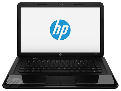 HP 2000-2d53TU Notebook PC (ENERGY STAR)