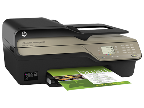 Zařízení HP Deskjet Ink Advantage 4625 e-All-in-One