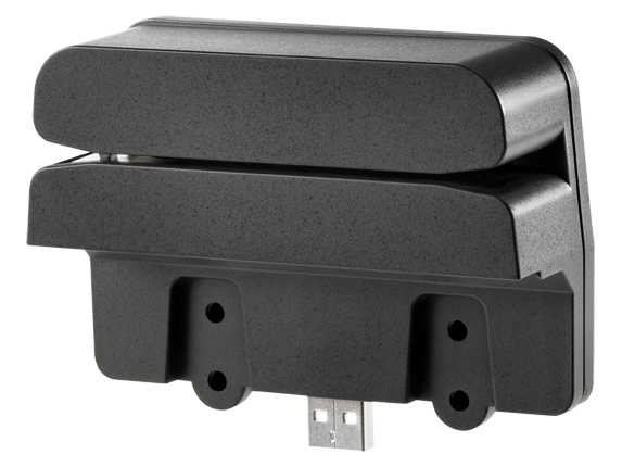 Hp Retail Integrated Dual Head Magnetic Stripe Reader