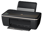 HP Deskjet Ink Advantage 2520hc All-in-One Printer