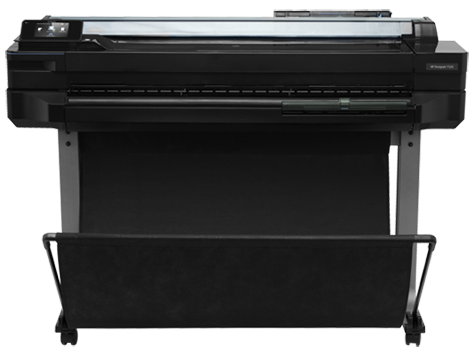 HP DesignJet T520 36-in Printer