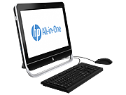 HP Pro All-in-One 3520 Bilgisayar