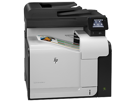 Farebná MFP HP LaserJet Pro 500 M570dw
