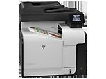 HP LaserJet Pro 500 renkli MFP M570dn
