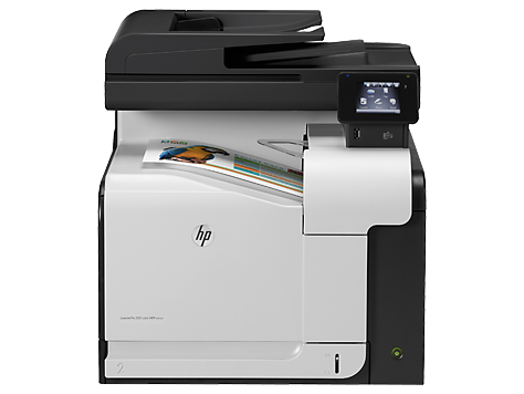 Hp laserjet pro 500 color mfp m570dw cz272a hp india for Best home office mfp