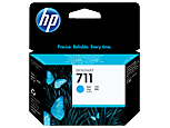 HP 711 29-ml Cyan Ink Cartridge