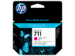 HP 711 3-pack 29-ml Magenta Ink Cartridges