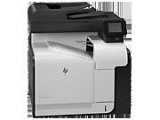 Impresora multifunción HP LaserJet Pro 500 color M570dn