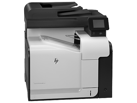 HP LaserJet Enterprise 500 Color MFP M570dn/dw