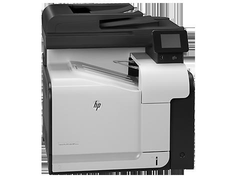 Kolorowe urządzenie wielofunkcyjne HP LaserJet Pro 500 M570dn