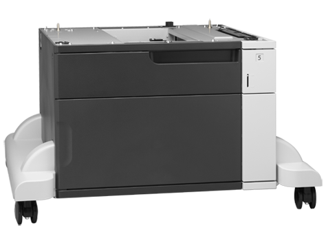 HP LaserJet 1x500 Sheet Feeder With Cabinet And Stand