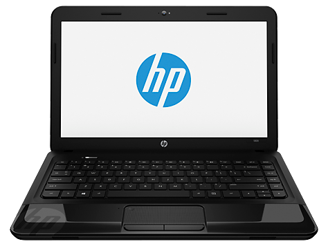 Notebook HP 1000-1312LA