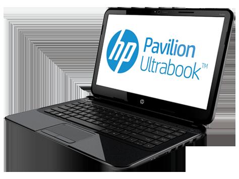 Ultrabook HP Pavilion 14-B065BR - Tela 14