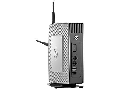 Model thin client flexibil HP t510
