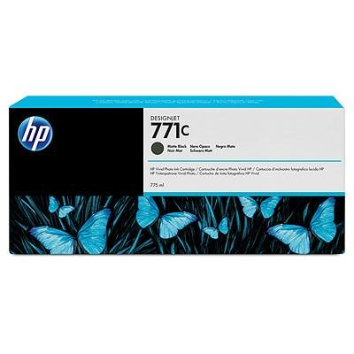 HP 771C 775-ml Matte Black DesignJet Ink Cartridge