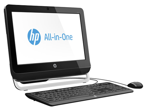 Hp recommends windows hp all in one home desktop pcs hp 18 1100 all in
